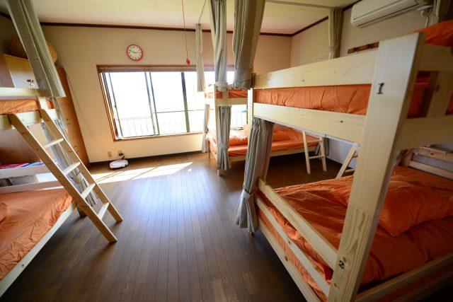 姉妹宿「はるのゲストハウス」が2017年10月10日にオープン!